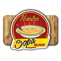 Nuestra Sopa Delivery