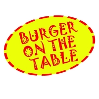 Burger On The Table