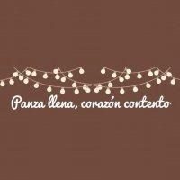Panza Llena Corazon Contento