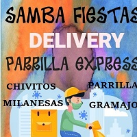 Parrilla Samba Express