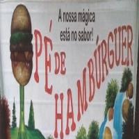 Pé de Hamburger