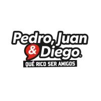 Pedro, Juan Y Diego La Serena Puerta Del Mar