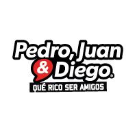 Pedro, Juan y Diego - Paseo del Puerto
