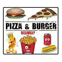 Pizza & Burger Av. Francia 979