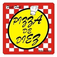 Pizza de Diez
