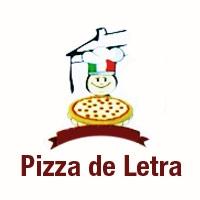 Pizza de Letra