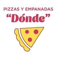 """Pizza y empanadas """"Dónde"""""""