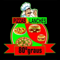 Pizza 80 Graus e Lanches