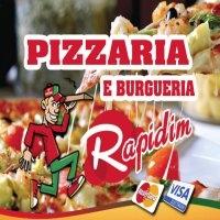 Pizzaria e Burgueria Rapidim