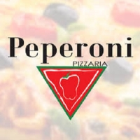 Peperoni Pizzas e Sanduíches