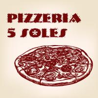 Pizzería 5 Soles