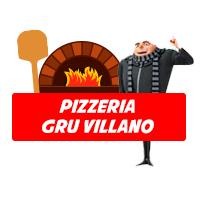 Pizzería Gru Villano