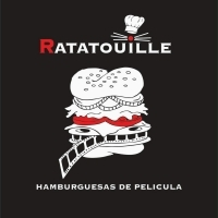 Ratatouille,  Hamburguesas de Película