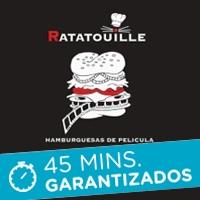 Ratatouille, Hamburguesas de Película Express