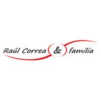 Raúl Correa y Familia