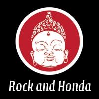 Rock and Honda