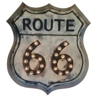 Ruta 66 Hamburguesas Gigantes