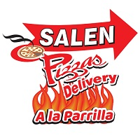 Salen Pizzas a la Parrilla