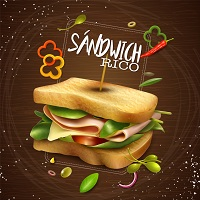 Sandwich Rico MP