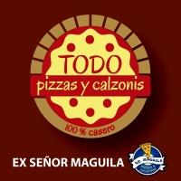 Todo Pizza y Calzonis Ex Señor Maguila