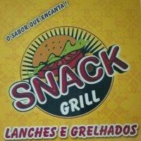 Snack Lanches e Grelhados