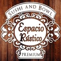 Sushi Rústico