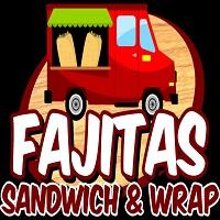 Fajitas Sándwich & Wrap Templete