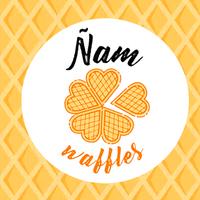Ñam Waffles