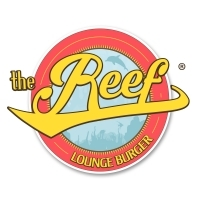 The Reef Lounge Burger