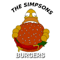 The Simpson Burguers Sur