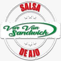 Var Van Sandwich Salsa de Ajo Sede 1