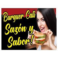 Burguer Cali Sazón y Sabor